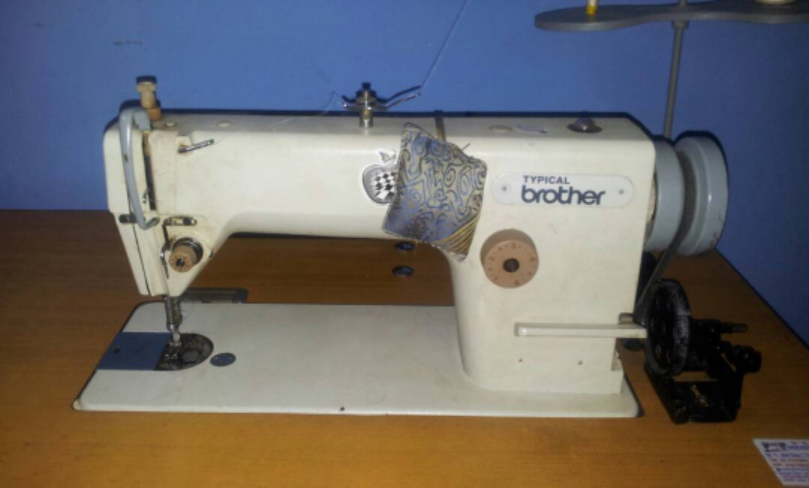 Sevis Typical Brother Hi Speed Sewing Machine