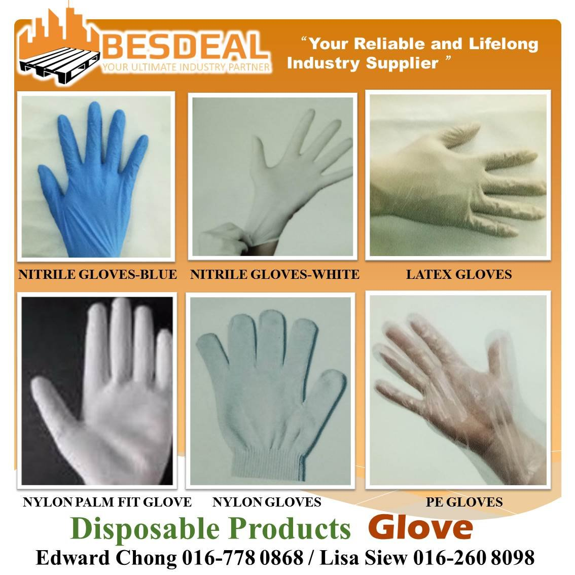 Disposable Products-Gloves