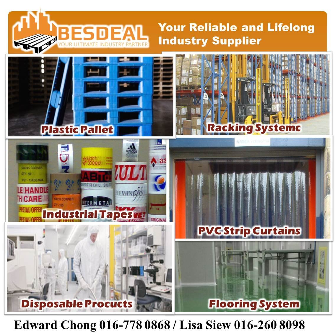 About Besdeal Industry Products and Services