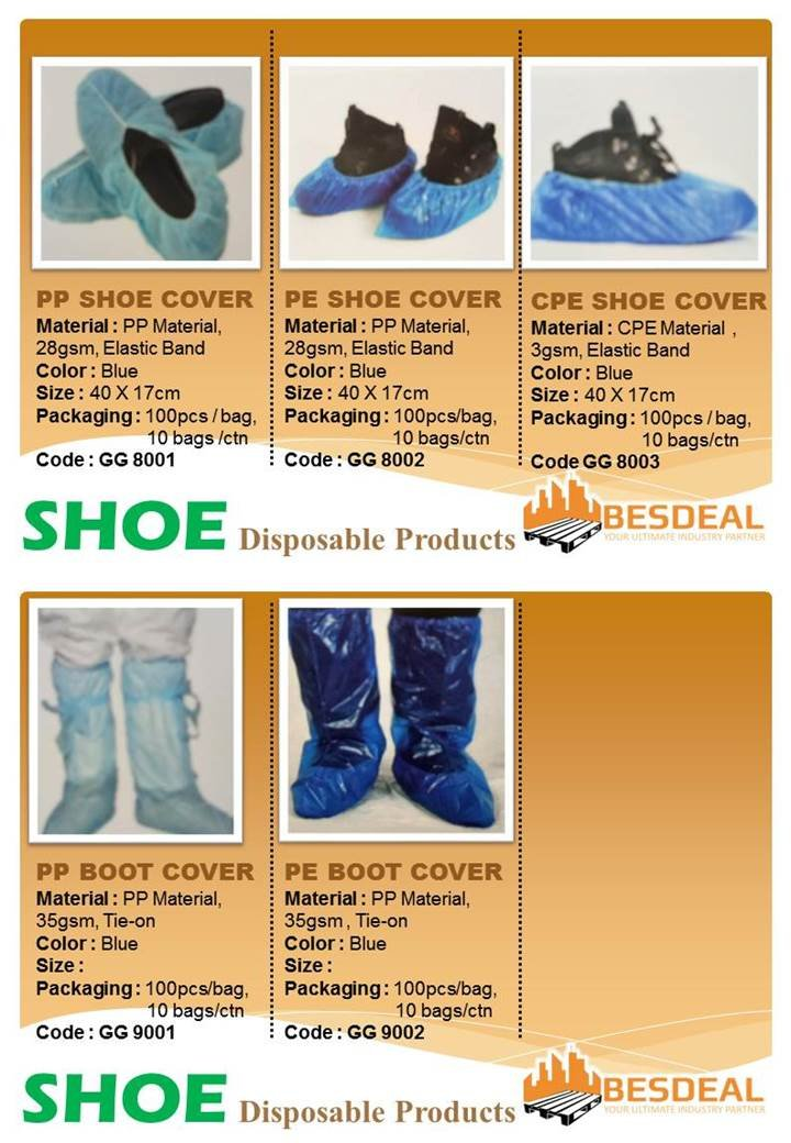 Disposable Products-Shoe on Sales Now!!