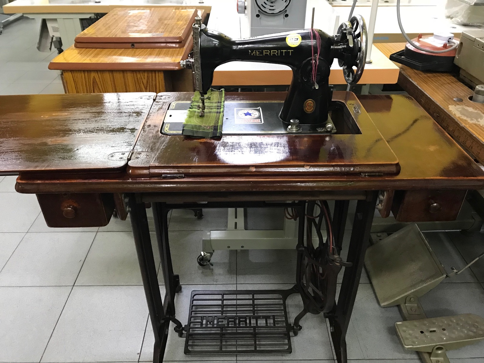 Repair Repair Merrit Sewing Machine