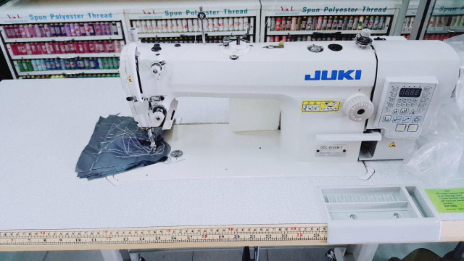 New Juki Full.Automatik Sewinv Machine