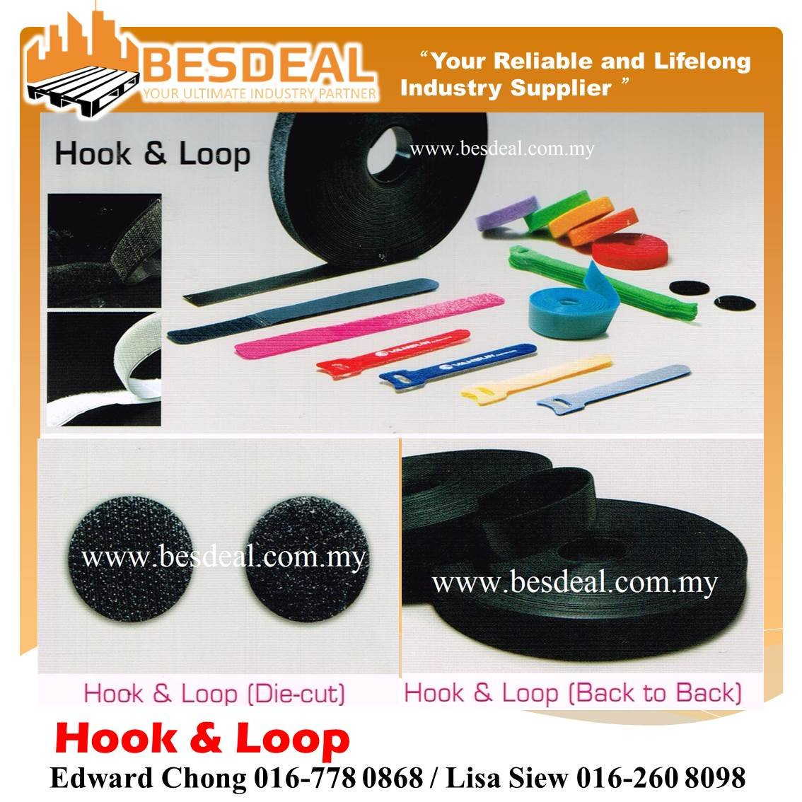 Hook & Loop On Sales Now!!