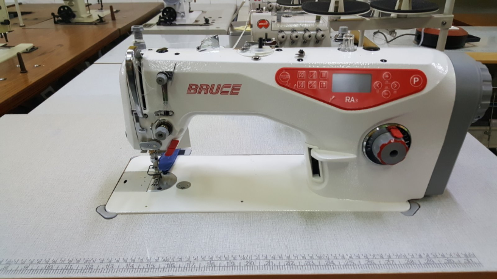 New Set Bruce Super Hi Speed Sewing Machine