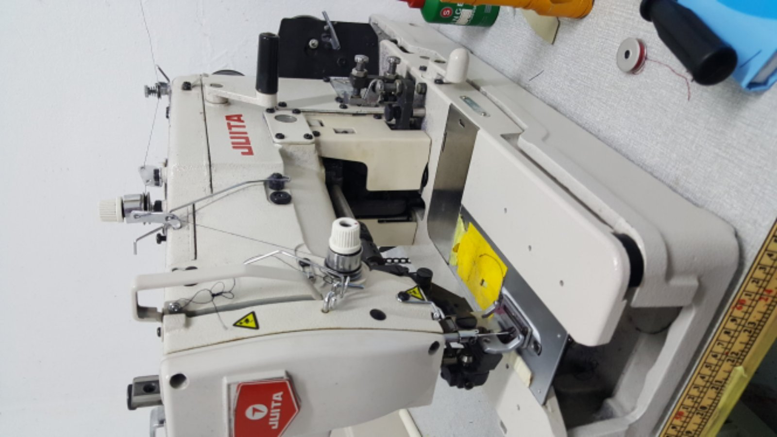Repair Juita Buttonhole Machine