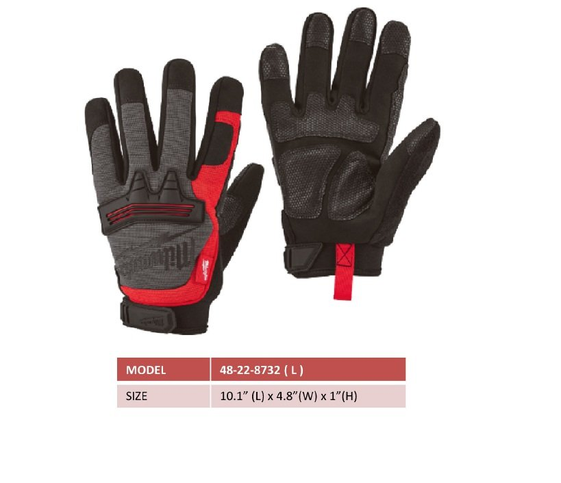 48-22-8732  Demolition Hand Glove
