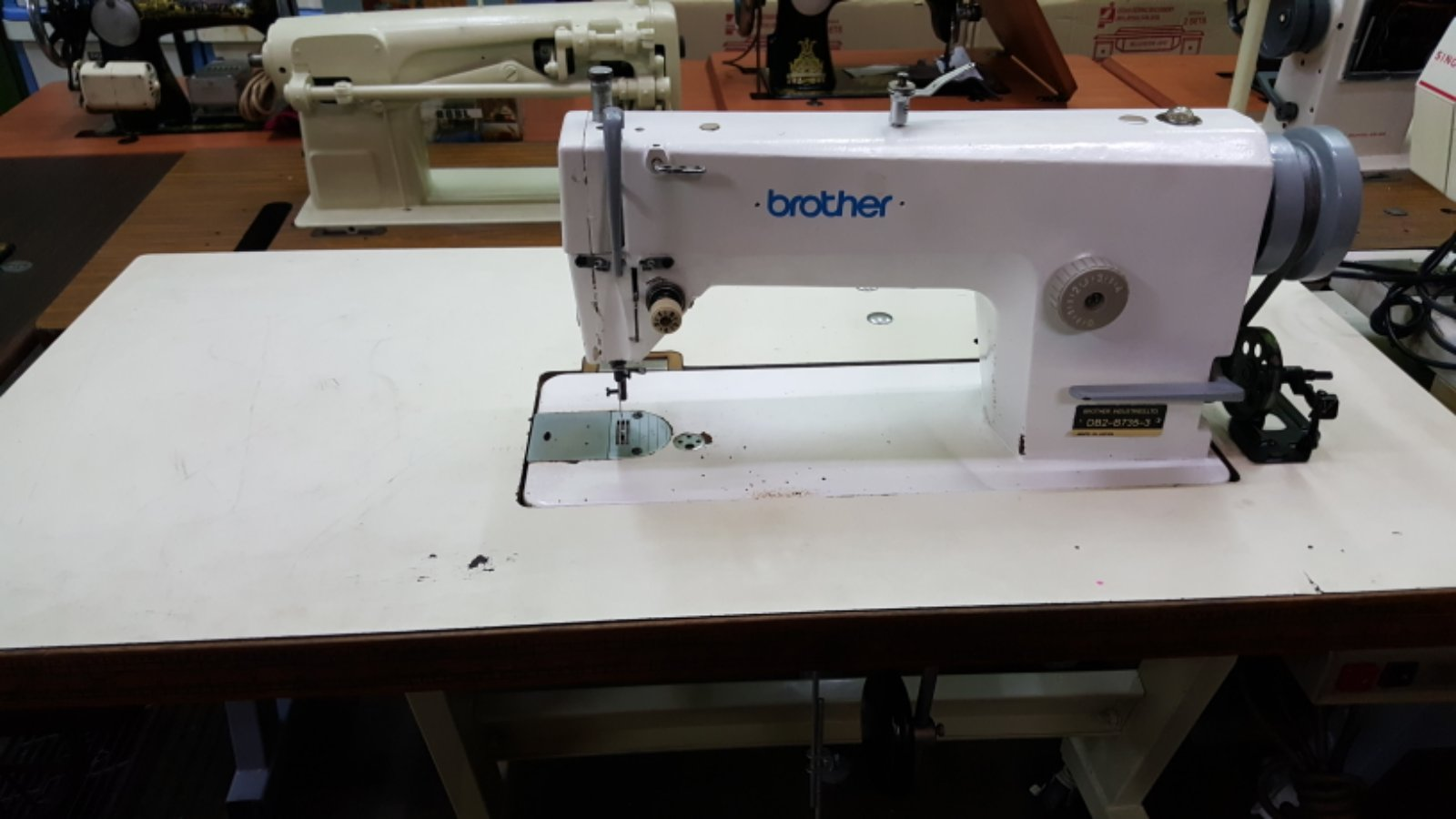 2nd Hand Brother Hi Speed Sewing Machine
