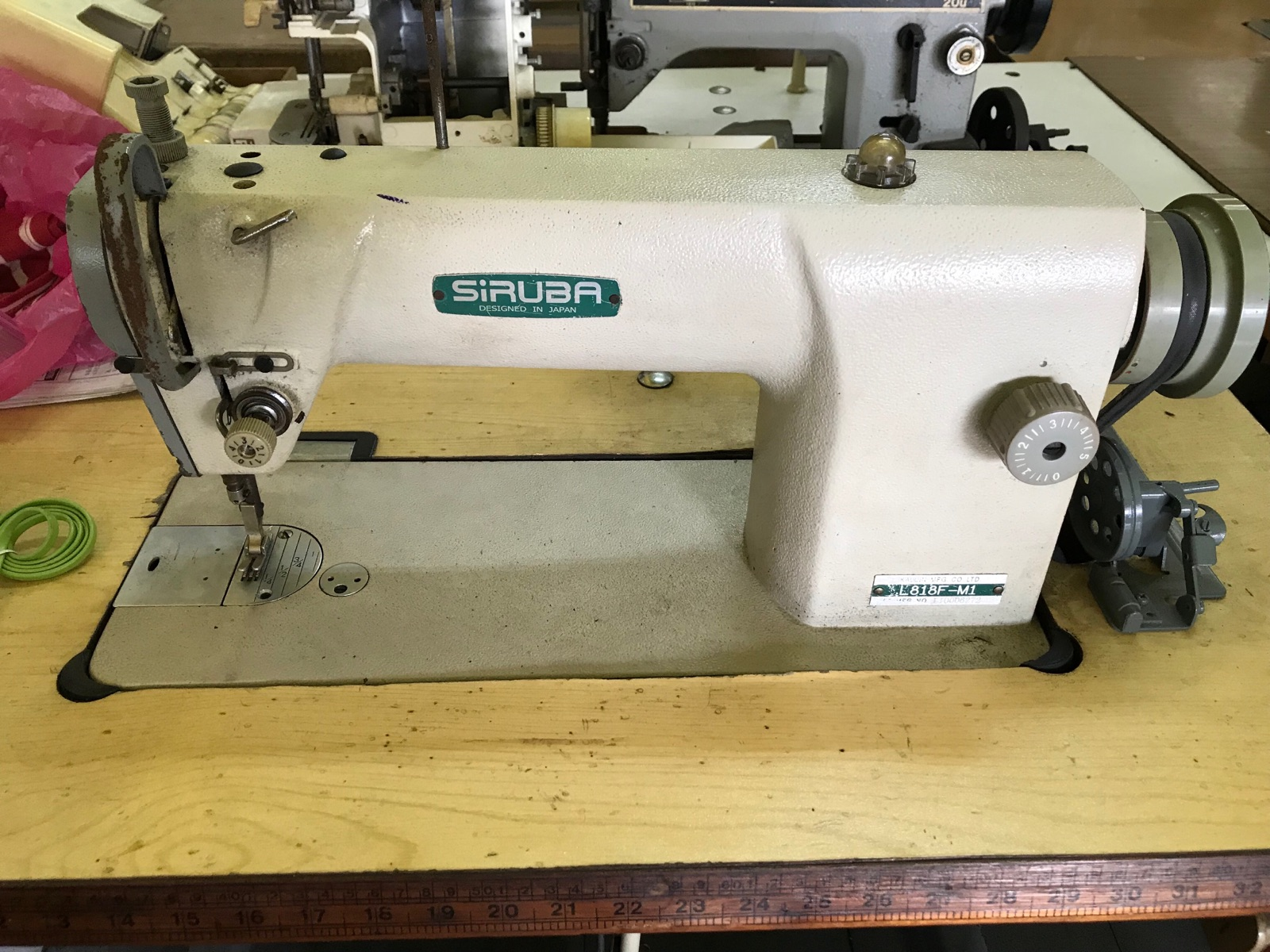 2nd Siruba Hi Speed Sewing Machine