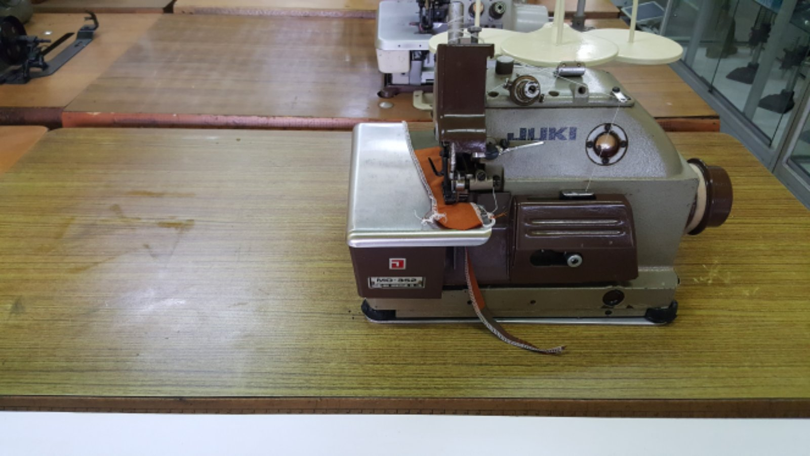 2nd Hand Juki Overlock Sewing Machine