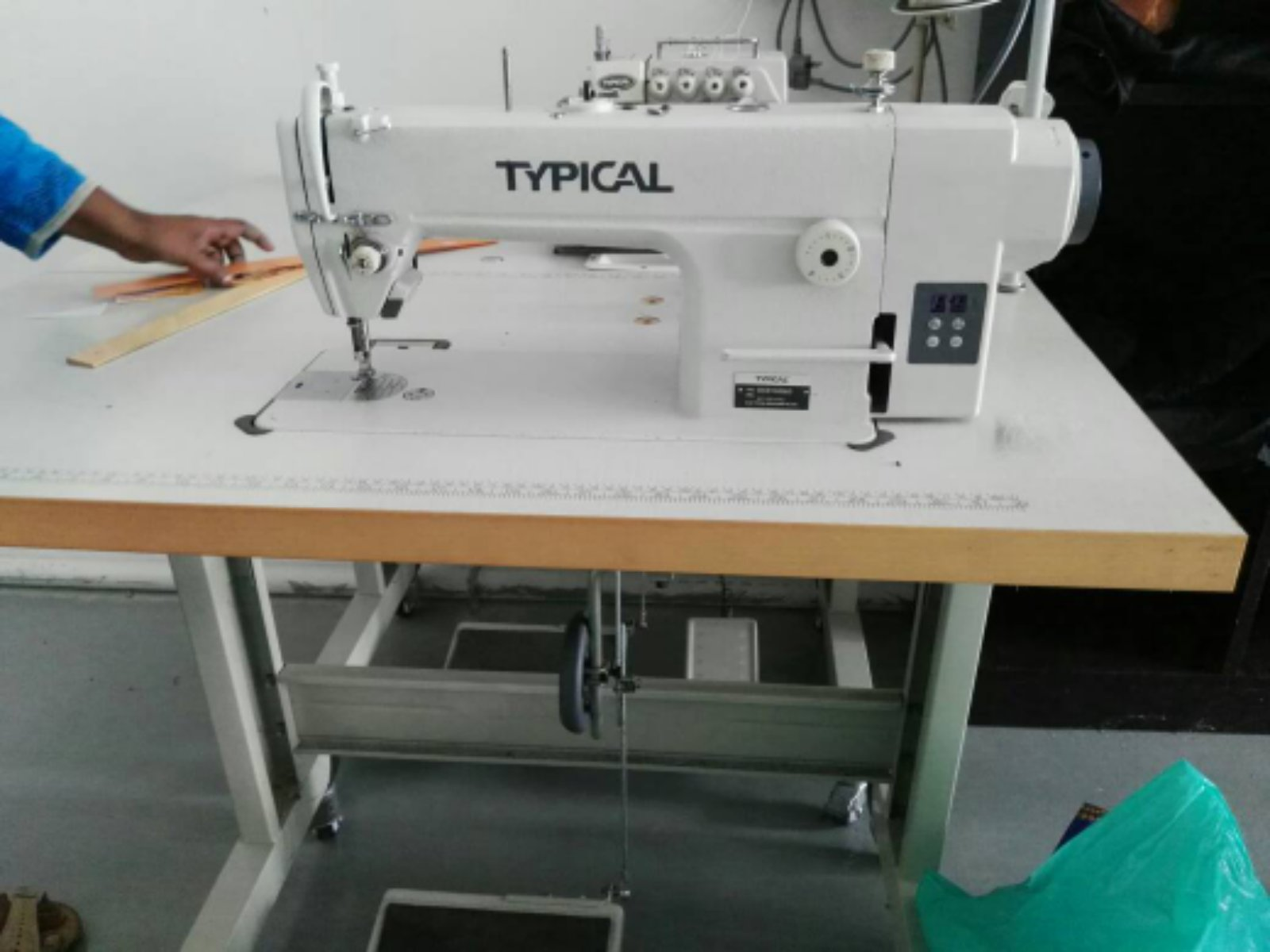 Typical Hi Speed Sewing Machine