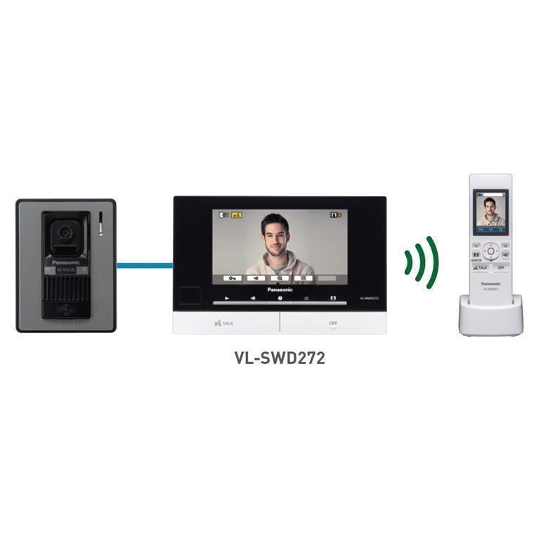 Panasonic VL-SWD272 Wireless Video Intercom