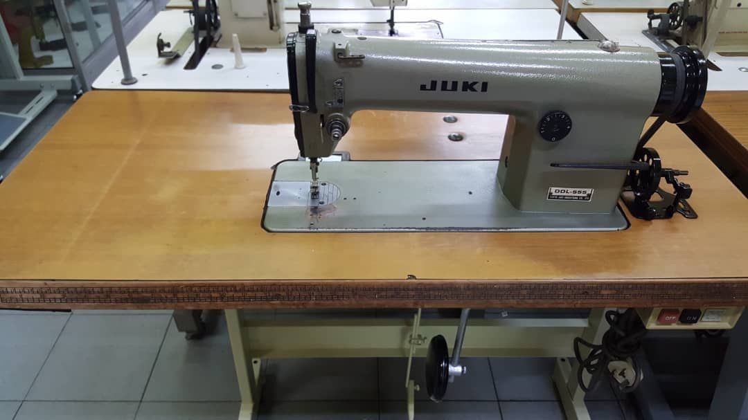 Second Juki Hi Speed Sewing Machine