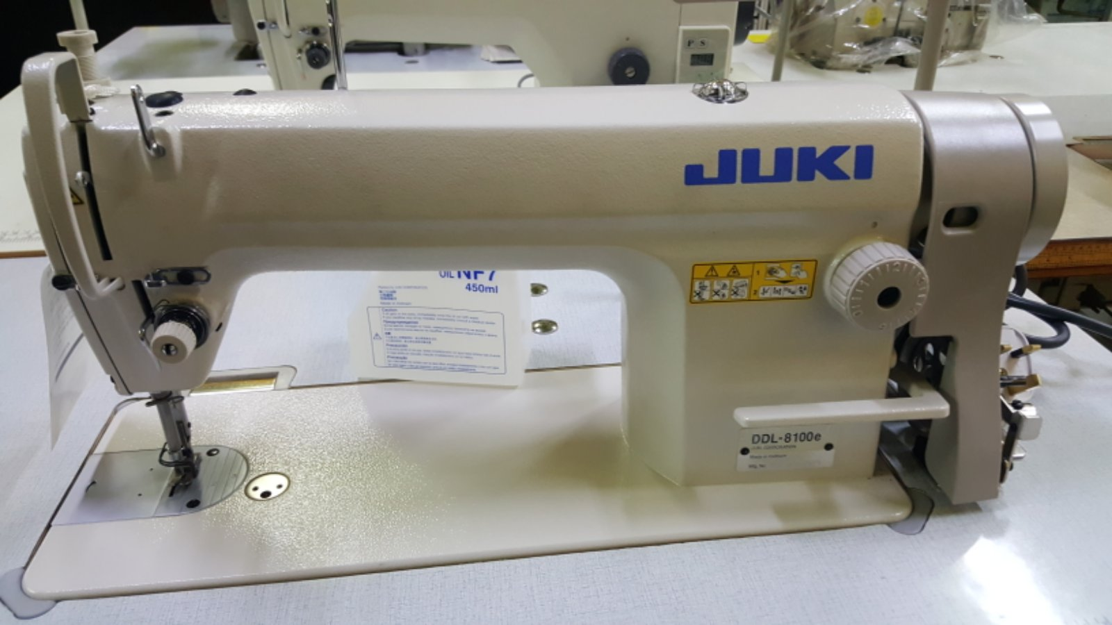 New Juki Hi Speed Cluch Motor Sewing Machine