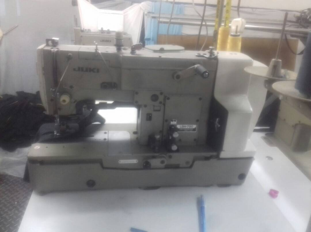 Second Hand Juki Buttonhole Machine