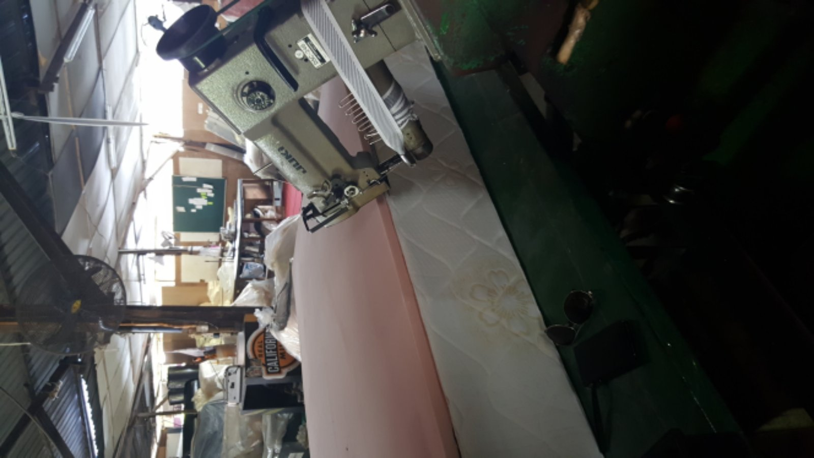 Sevis Cylinden Sewing Machine