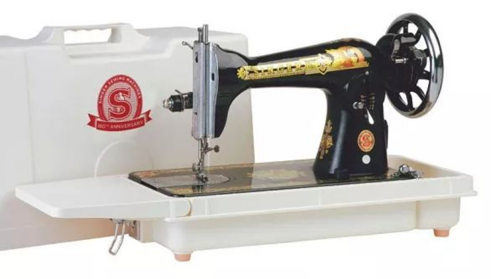 New Cmplete Set Moto Sewing Machine