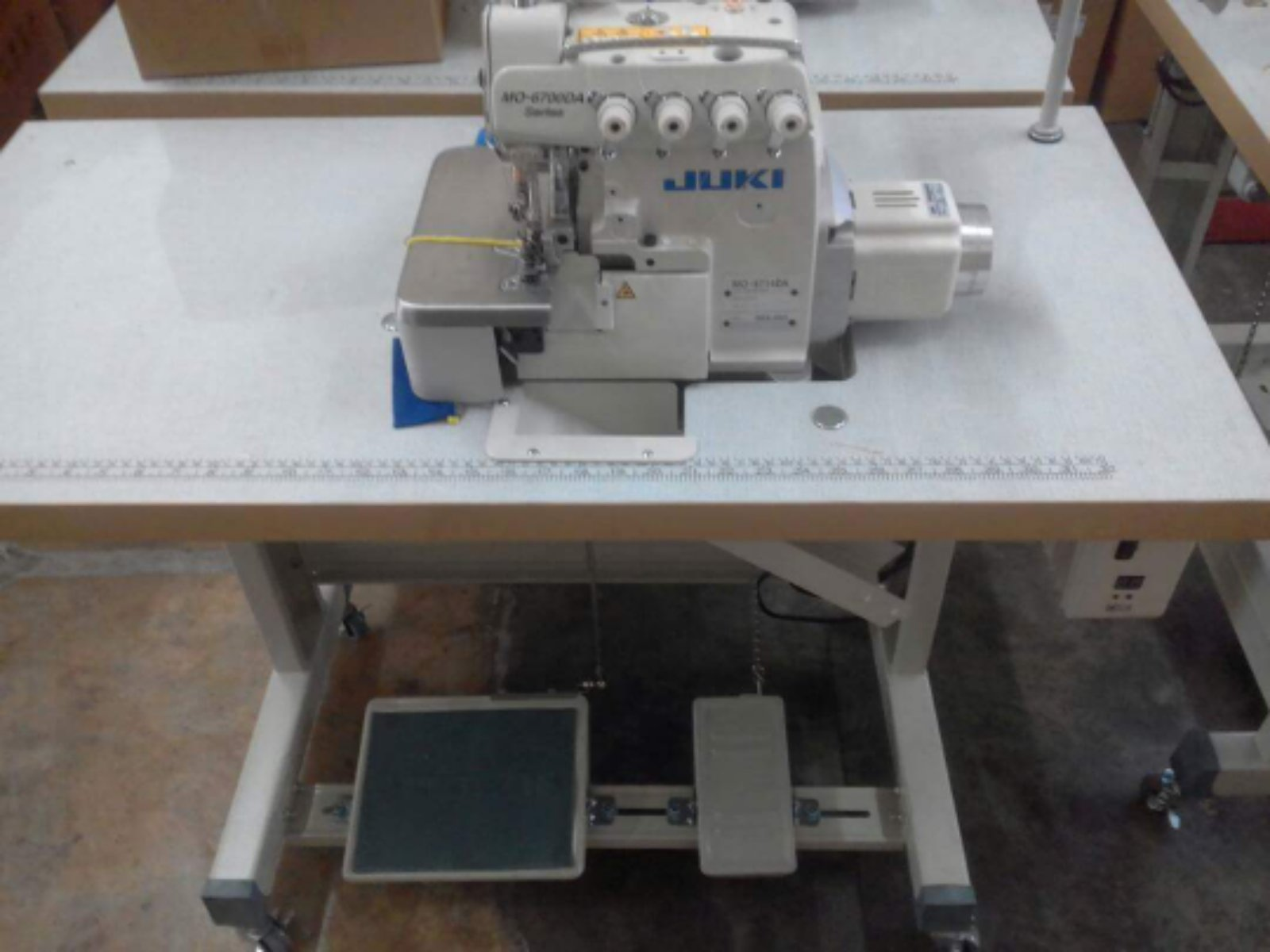 Juki Overlock Sewing Machine