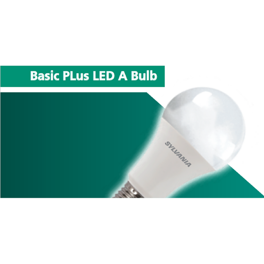 SYLVANIA Basic PLus LED A Bulb