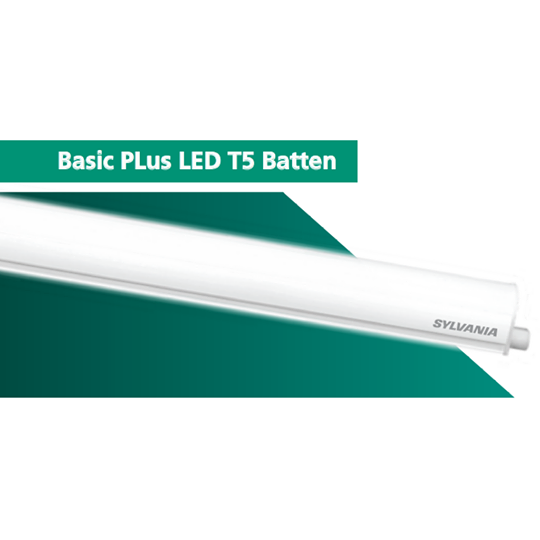 SYLVANIA Basic PLus LED T5 Batten