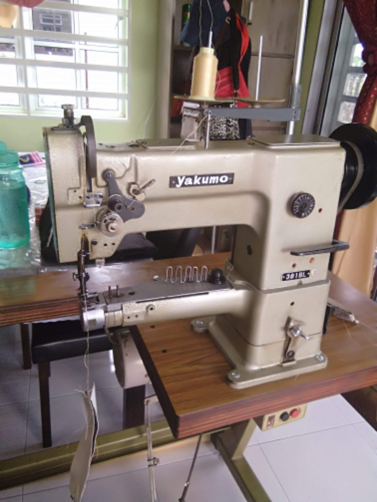 Second Hand Sewing Shoes Machine