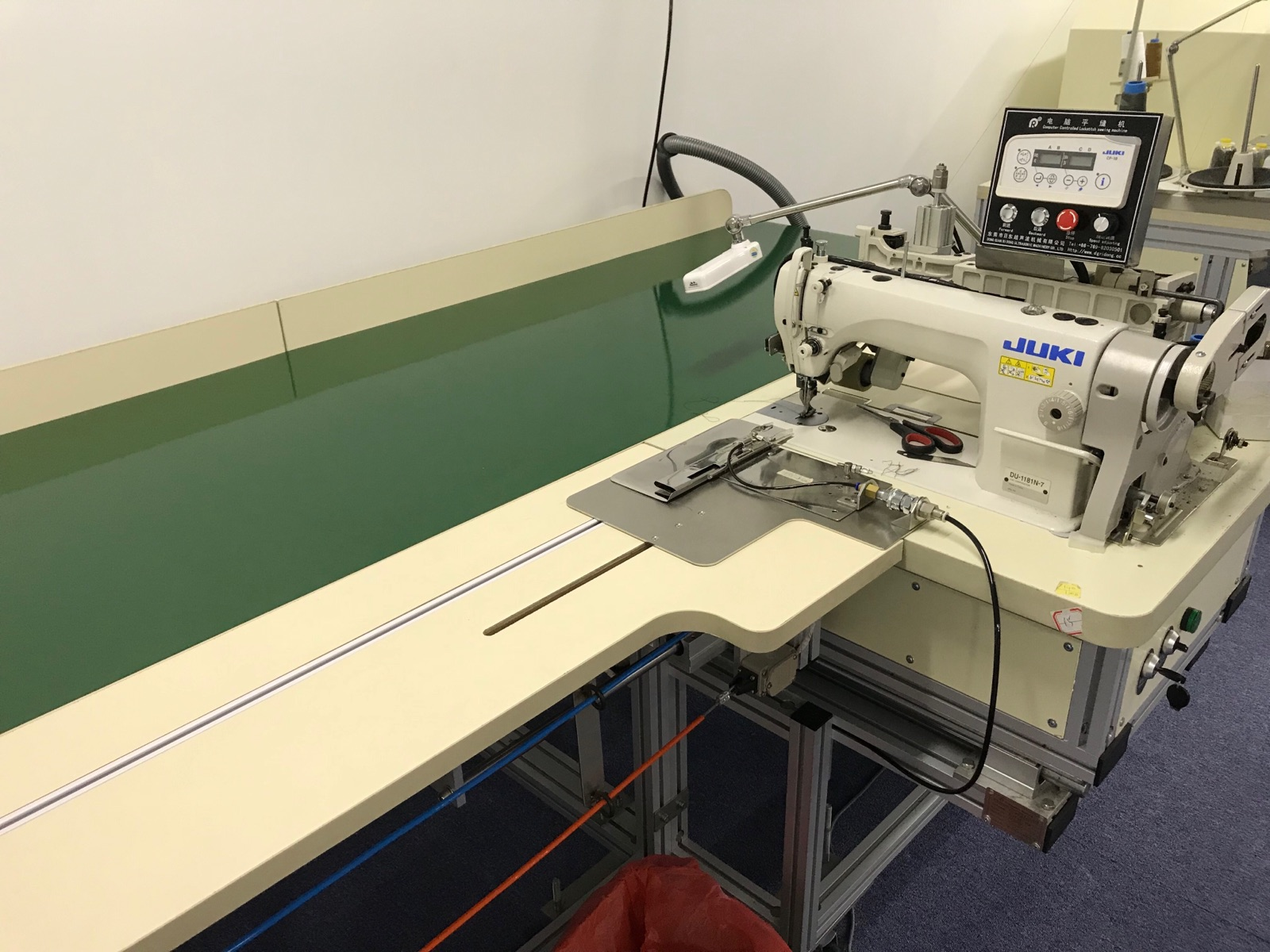 Repair Special Juki Sewing Curtrain Machine