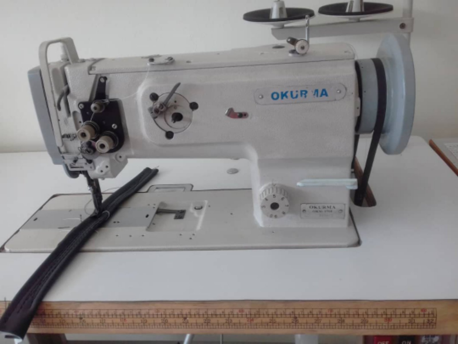 2nd Okurma Sewing Sofa Machine