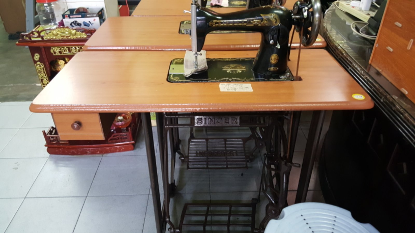 Second Hand Anti Sewing Machine