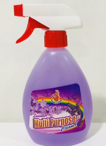 T&C Multi Purpose Cleaner 450ml 2581