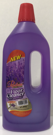 Floor Cleaner 1.1 Liter -wild  Lavender 3991