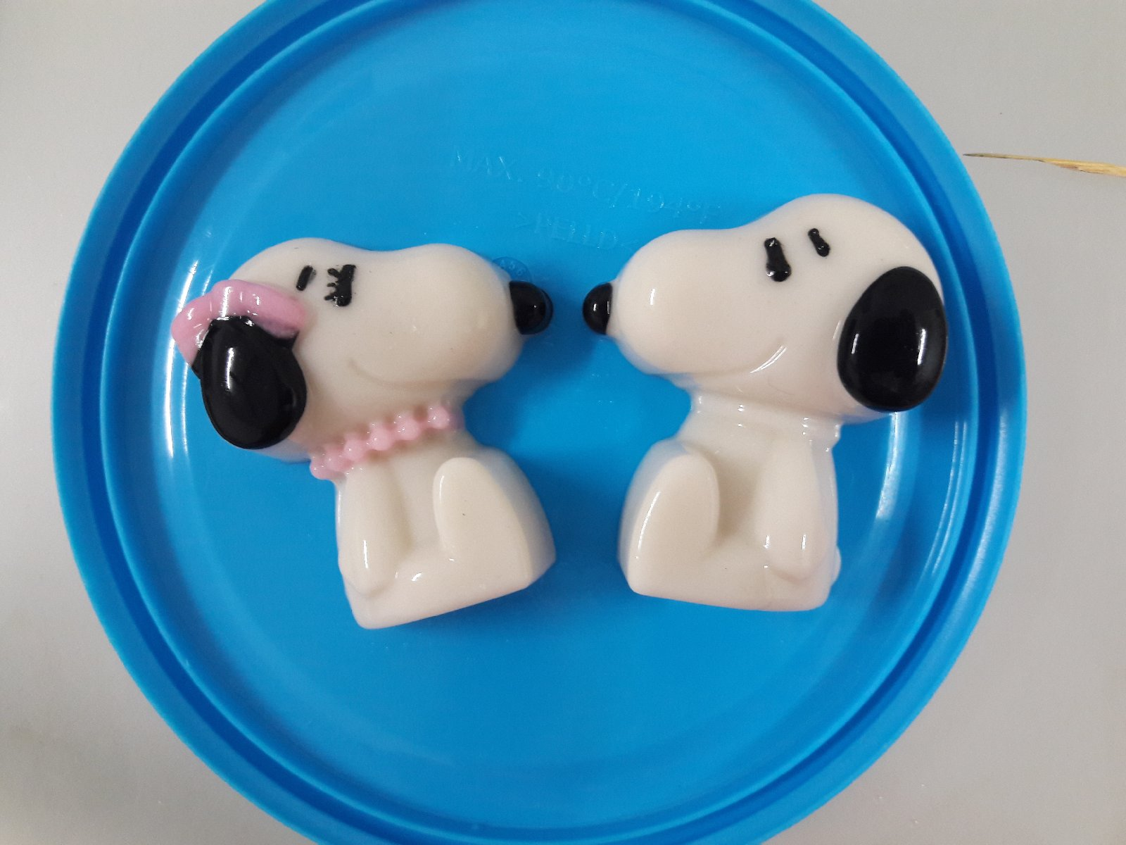 Homemade Snoopy Jelly