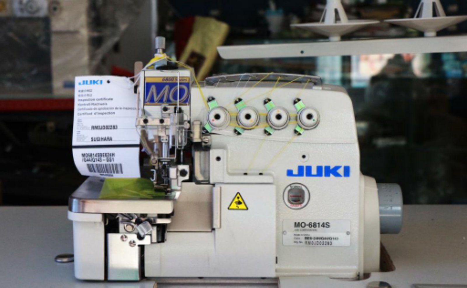 New Juki Overlock Sewing Machine