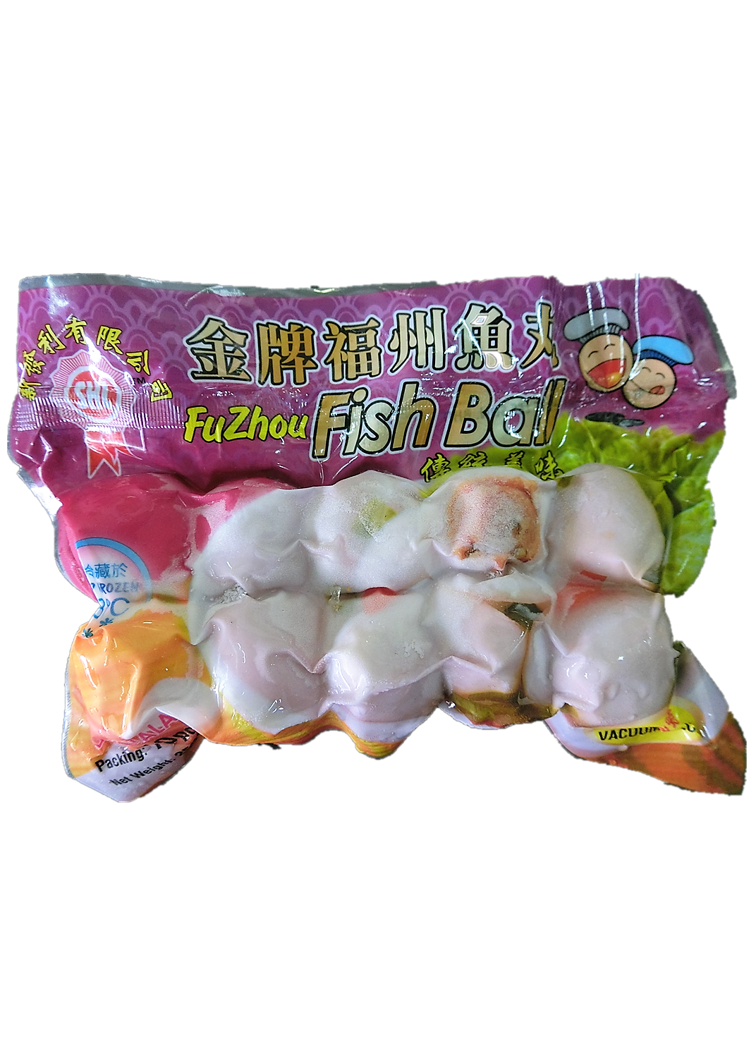 FuZhou Fish Ball