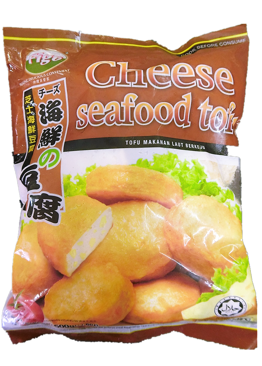 Cheese Seafood Tofu