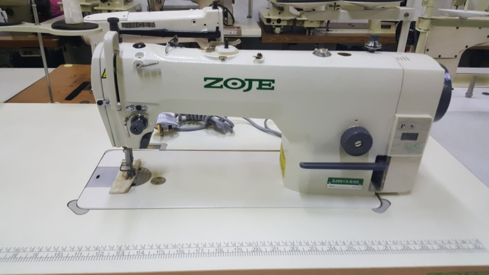 Zoje Hi Speed Sewing Machine