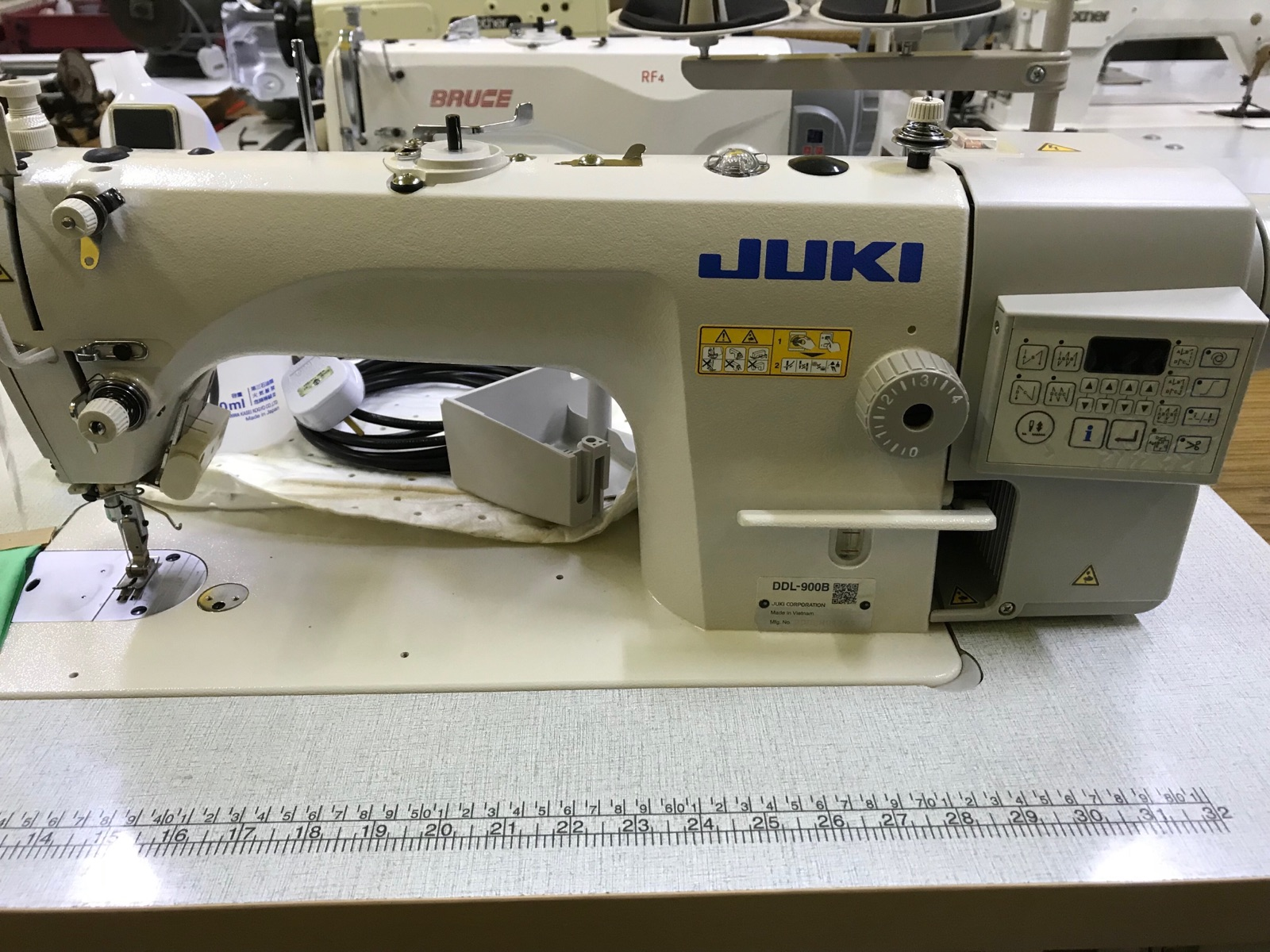New Set Juki Auto Hi Speed Sewing