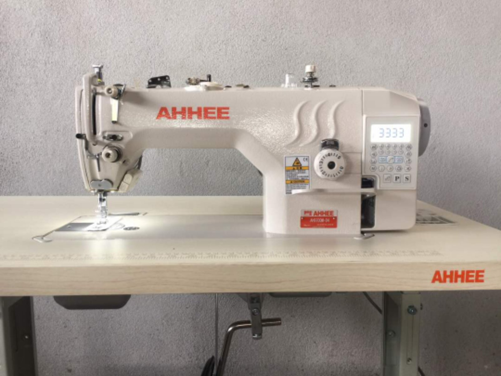 AHHEE super hi speed sewing machine