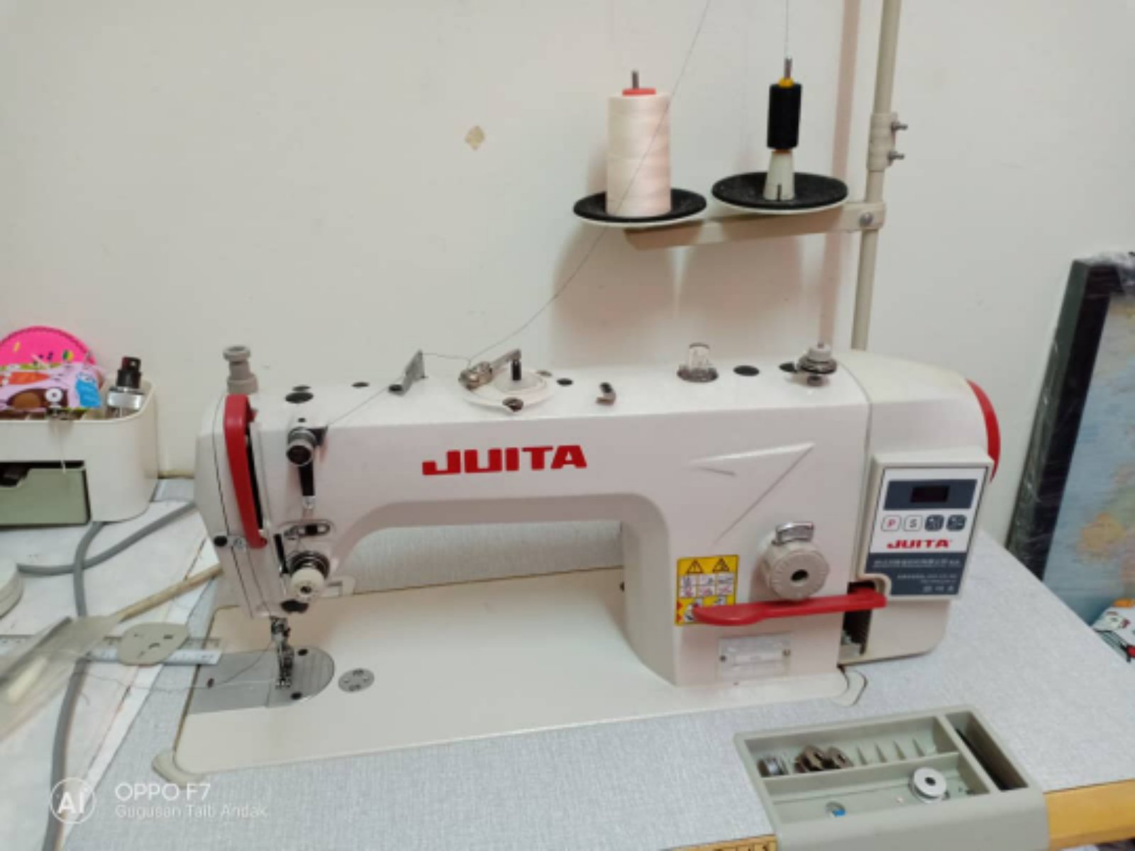 Repair Juita Hi Speed Direct Drive Sewing machine