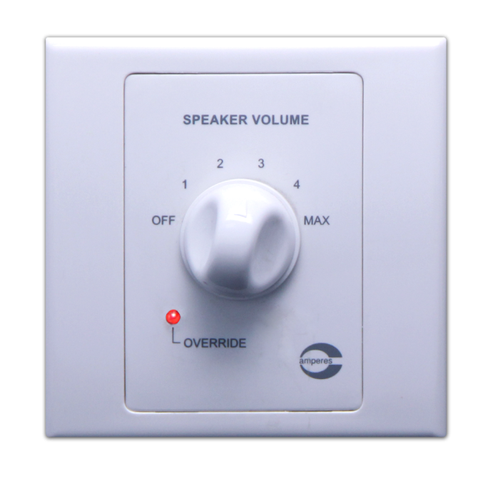 VC7000 SERIES [ VOLUME CONTROLLERS (86 x 86 mm PANEL) ]