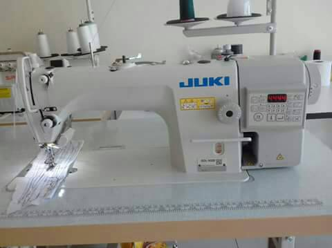 Ju Auto Hi Speed Sewing Machine