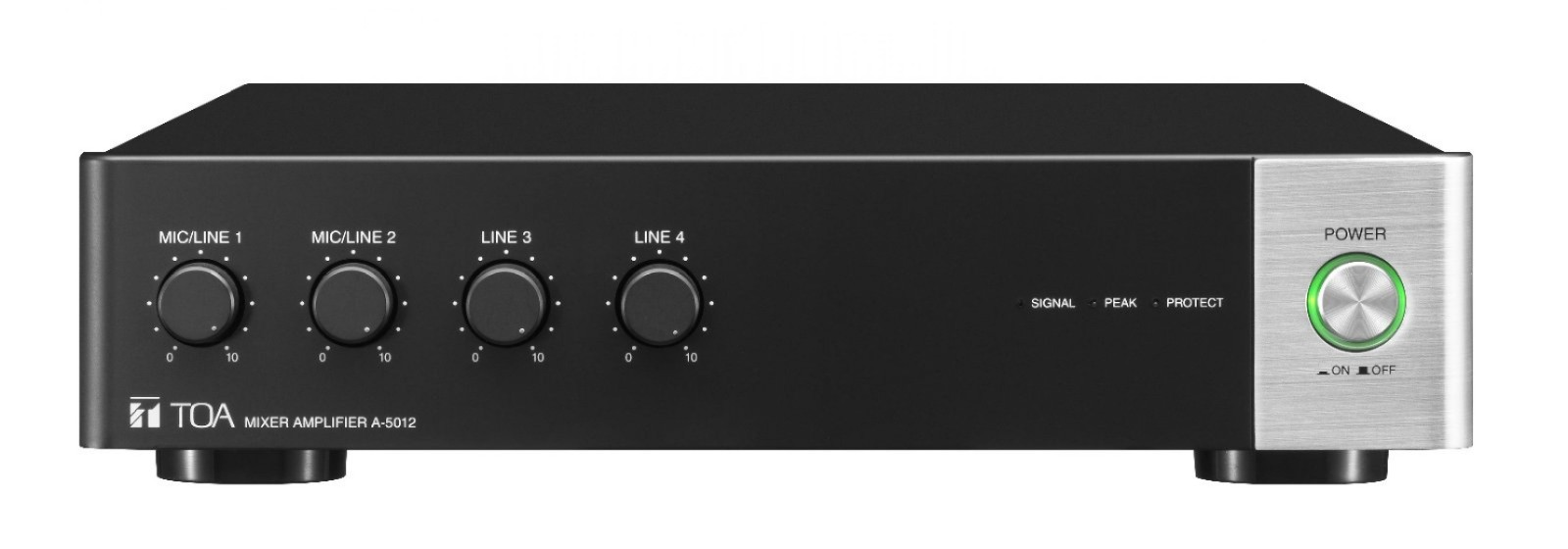 A-5012.Digital Mixer Amplifier