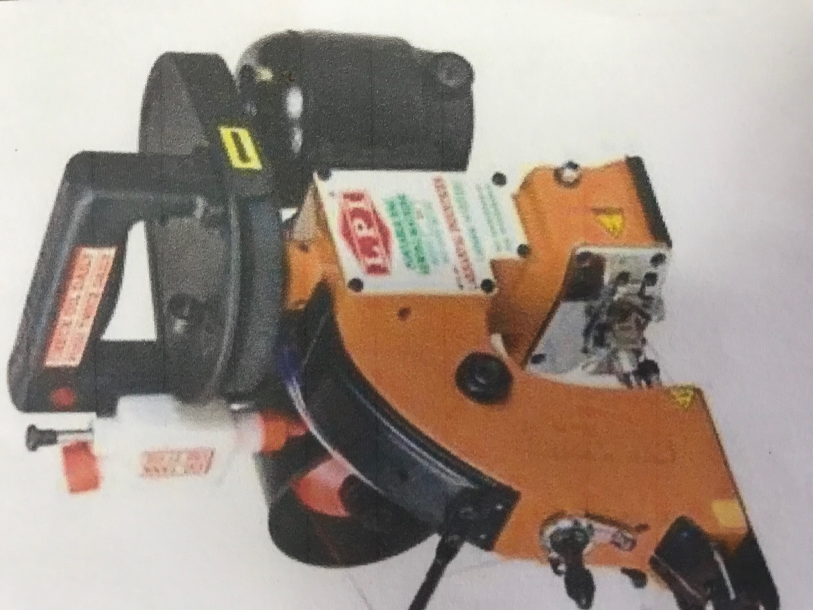 LPI Bag Closing Machine