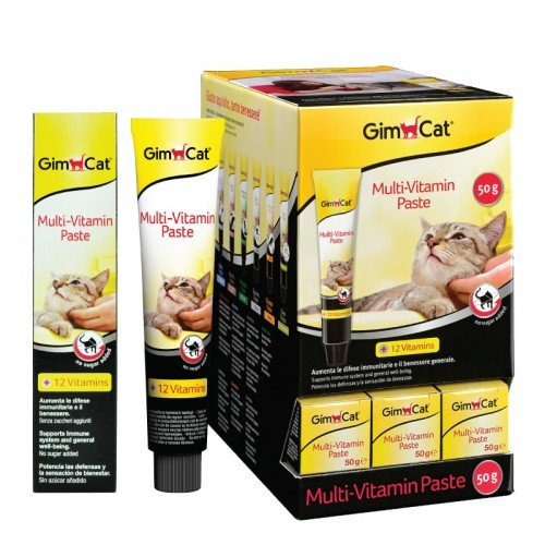 GIMCAT Multivitamins Paste 50G
