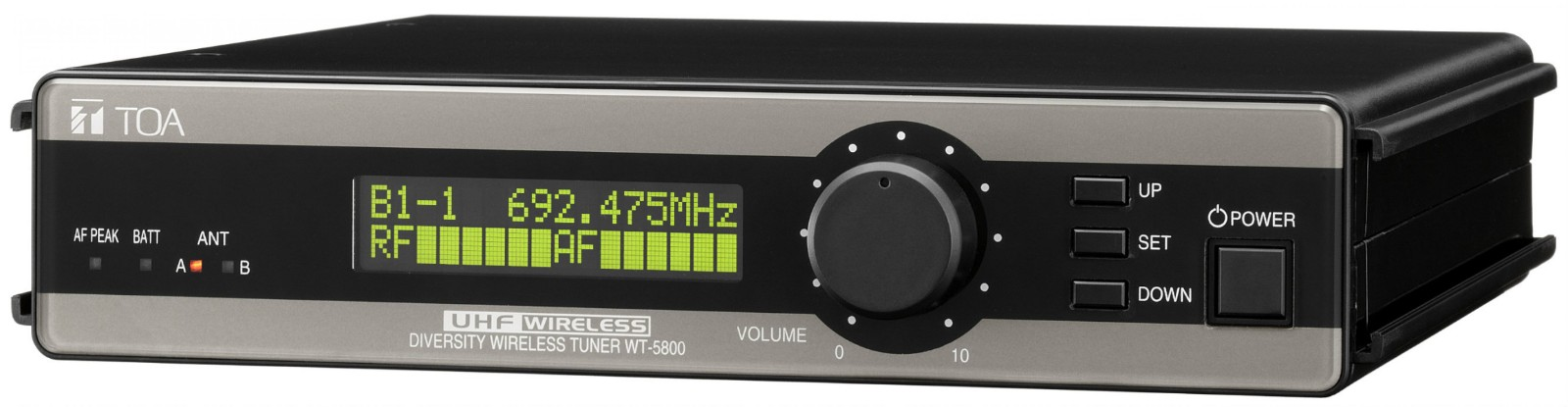 WT-5800.UHF Wireless Tuner