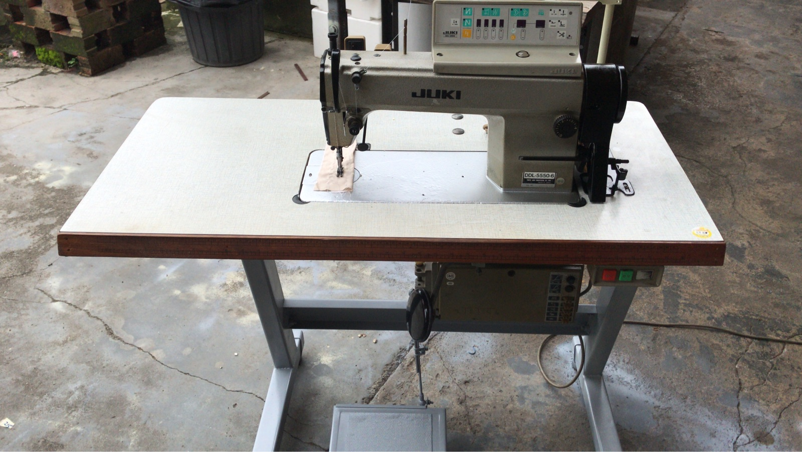Second Hand Juki Hi Speed Sewing Machine