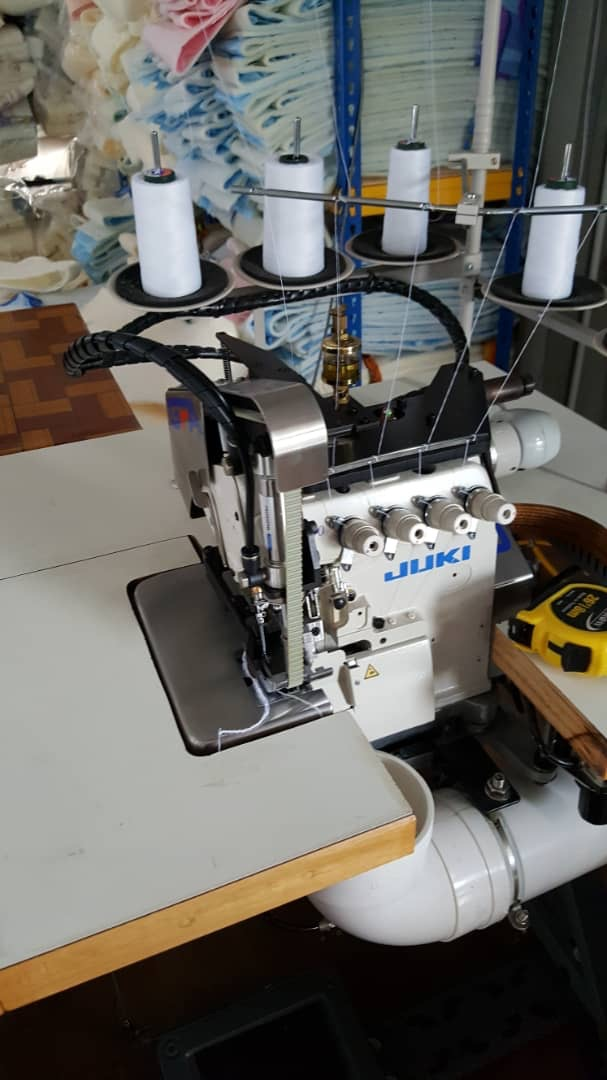 Juki Special Overlock Sewing Machine