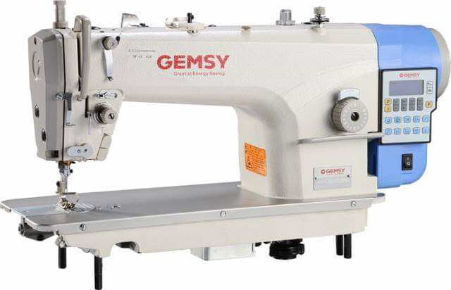 Gemsy Auto Hi Speed Sewing Machine