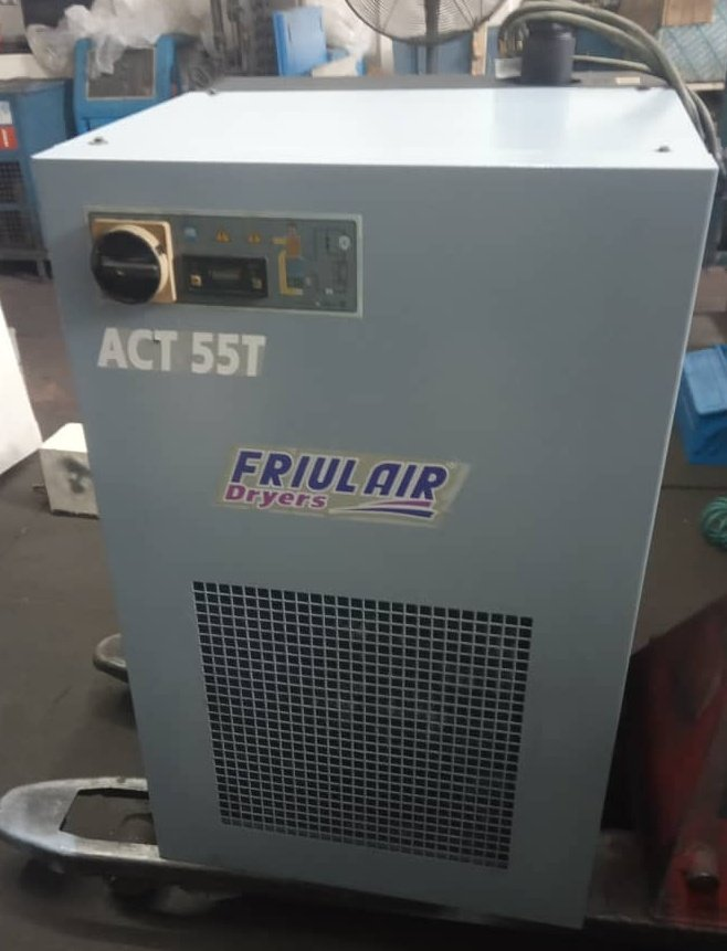 Brand : Friulair - Second Hand Machine Refrigerated Air Dryer JB