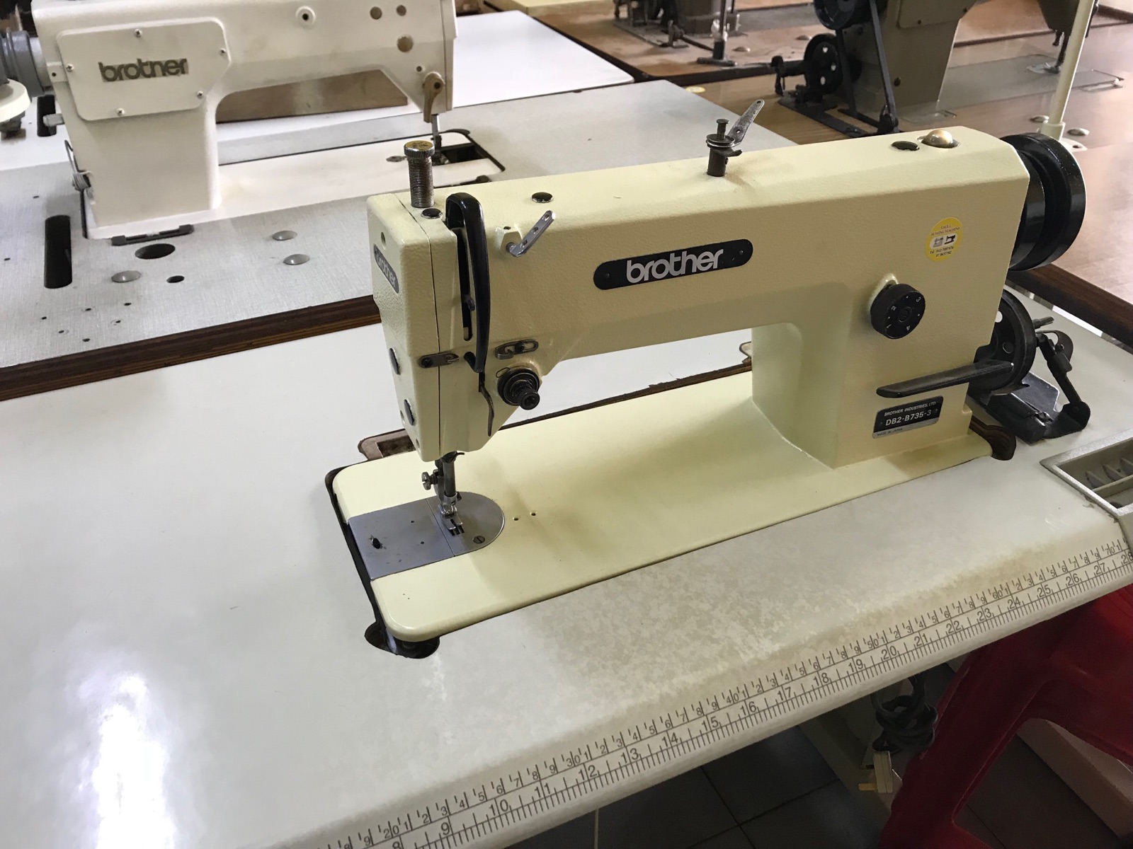 Second Hand Brother Hi Speed Sewing Machine