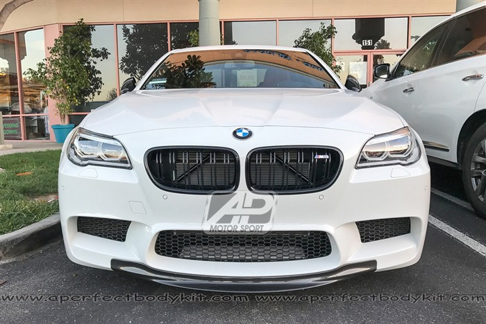 BMW F10 Front Splitter for M5 Bumper