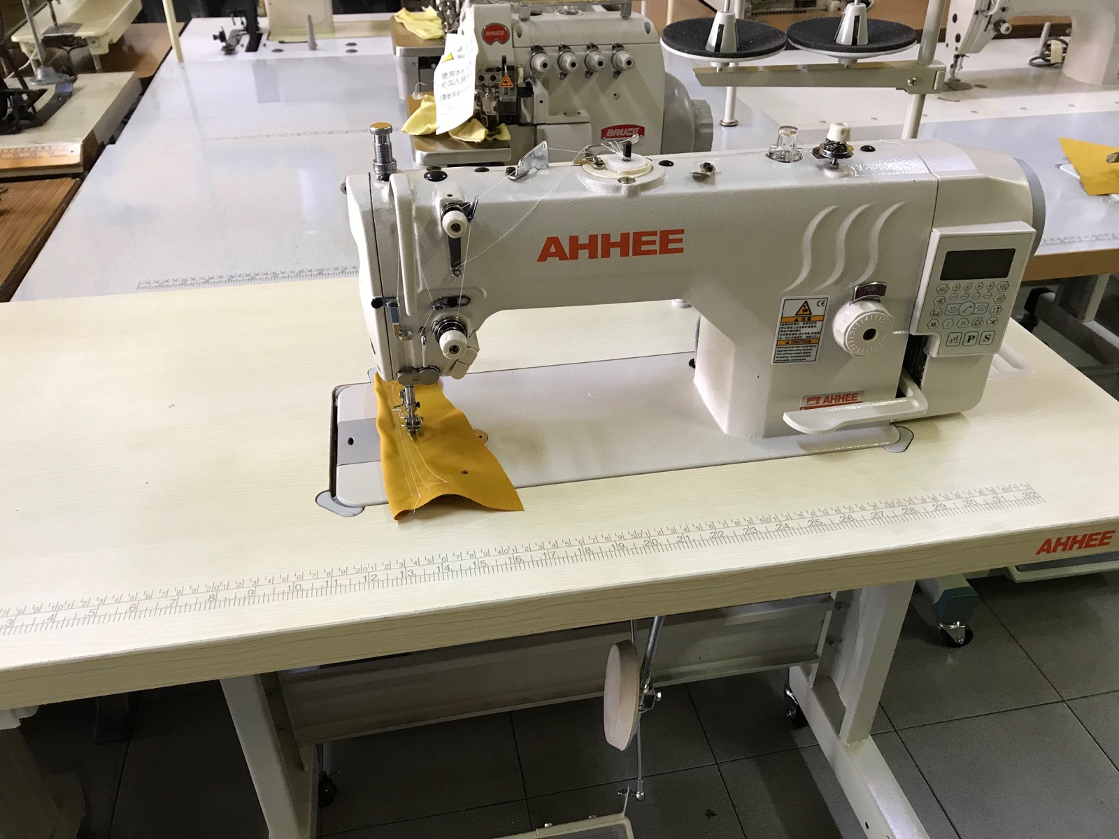 AHHEE Automatik Hi Speed Sewing Machine